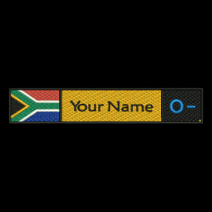 South Africa, Name + Blood